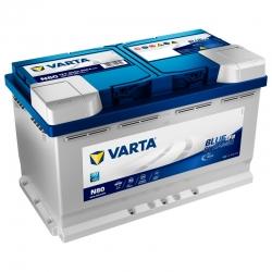Batterie Varta N80 80Ah