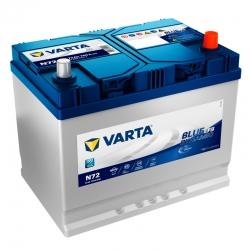 Batterie Varta N72 72Ah