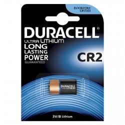 Pile Lithium Duracell CR2