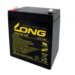 Batterie LONG WP5-12E 12V 5Ah