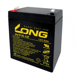 Batterie LONG WP5-12E 12V 5Ah