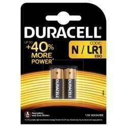Les piles Duracell N LR1 (2...
