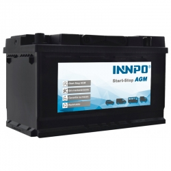 Batterie INNPO AGA 80Ah 800A