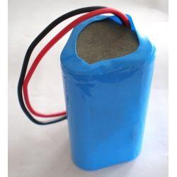 Pack de Batteries au Lithium 18650 3.7 V 7800mAh Triangulaire