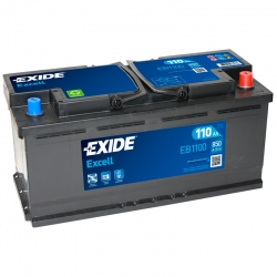 Batterie Exide Excell EB1100