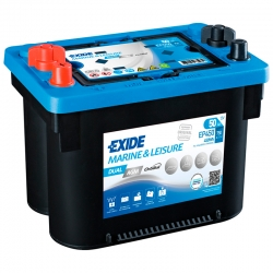 Batterie Exide EP450 Dual...