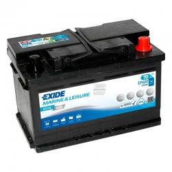 Batterie Exide EP600 Dual...