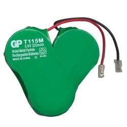 Batterie Téléphone sans fil T115M 3.6 V, 320mAh
