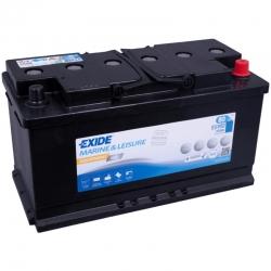 Batterie Exide ES900 GEL 80Ah