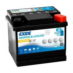 Batterie Exide ES450 GEL 40Ah