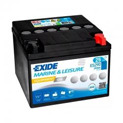 Batterie Exide ES290 GEL 25Ah