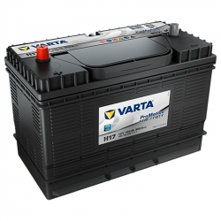 Batterie Varta H17 105Ah