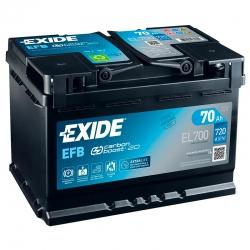 Batterie Exide EL700 70Ah