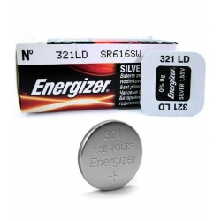 Pile Energizer 321