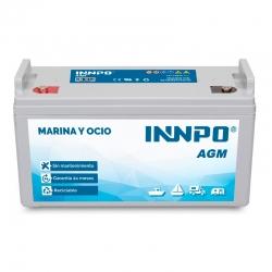 Batterie INNPO AGM 120Ah...