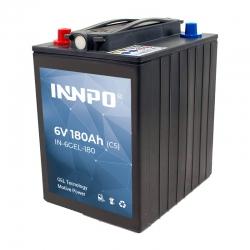 Batterie INNPO Gel 6V 180Ah