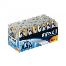Piles Maxell LR03 AAA...