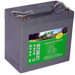 Batterie GEL HAZE 12V 55Ah