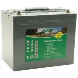 Batterie GEL HAZE 12V 80Ah