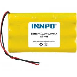 Pack batterie 10.8V 600mAh...