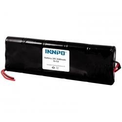 Batterie 18V 2000mAh Ni-Cd