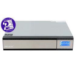 """UPS Phasak-Pro Rack 3000 VA en Ligne, LCD 19"""""""