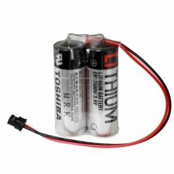 Batterie Lithium 3.6V...