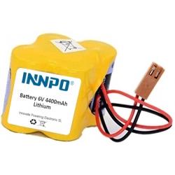 Batterie au lithium...
