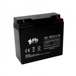 Batterie Gel PB 12V 20Ah