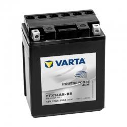 Batterie Varta YTX14AH-BS