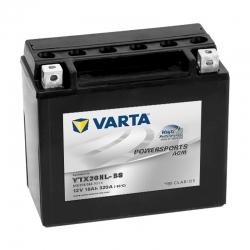 Batterie Varta YTX20HL-BS