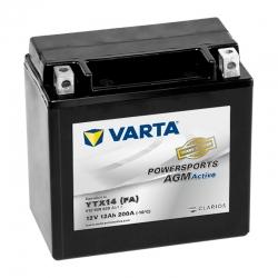 Batterie Varta YTX14 (FA)