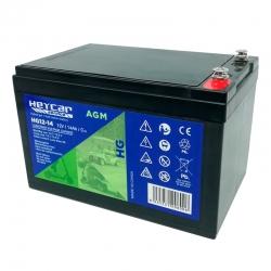Batterie AGM 12V 14Ah