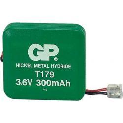 Batterie Téléphone sans fil T179 3.6 V 300mAh