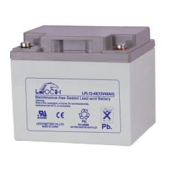 Batterie au Plomb 12v 45Ah