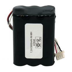 Pack de bateria 7.2v 3800mah (4 hilos)