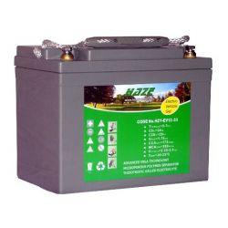 Batterie GEL HAZE 12V 33Ah