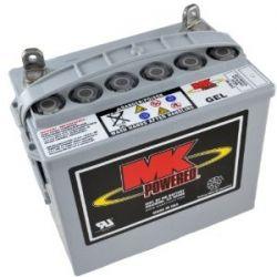 Batería GEL Marca MK mod. 12V 31A