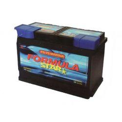 Batería marina Marca Formula Star 12V 75A