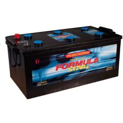 Batería marina Marca Formula Star 12V 220A