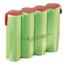 Pack Batería 4.8V 2300mah