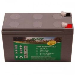 Batterie HAZE GEL 12V 7.5A