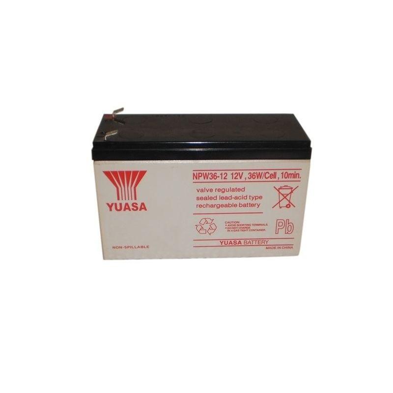 Batería Yuasa NPW36-12