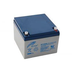 Batería Gel Ritar 12V 26A