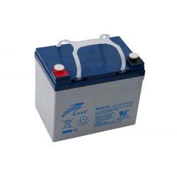 Batería Gel Ritar 12V 33A