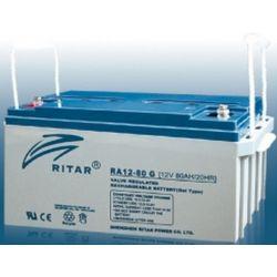 Batería Gel Ritar 12V 80A