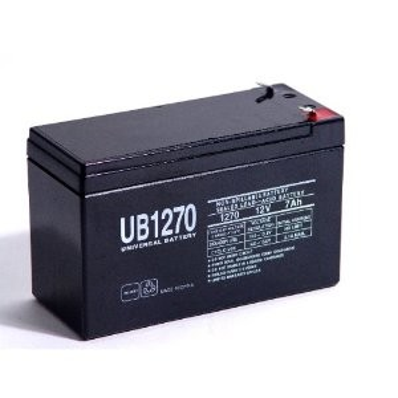 12V Batteries au plomb