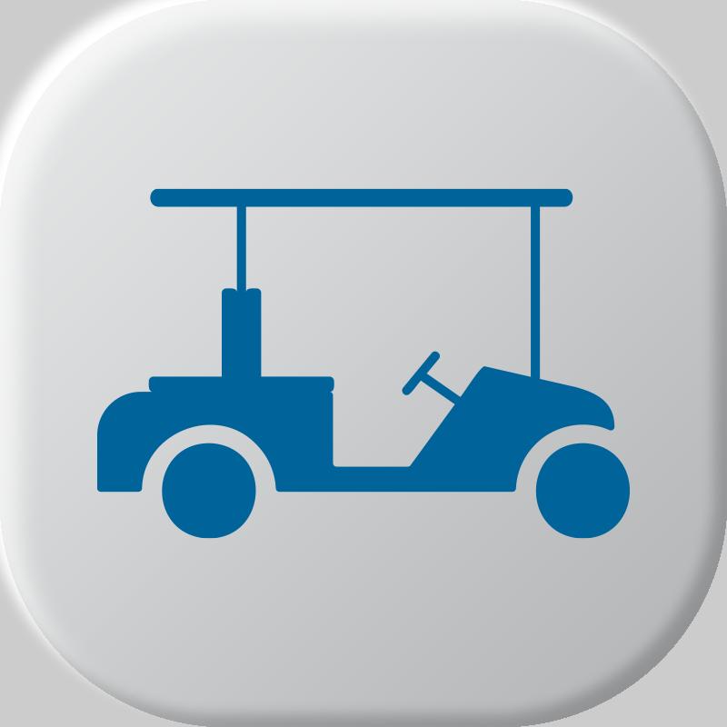 Les Batteries des Chariots de golf