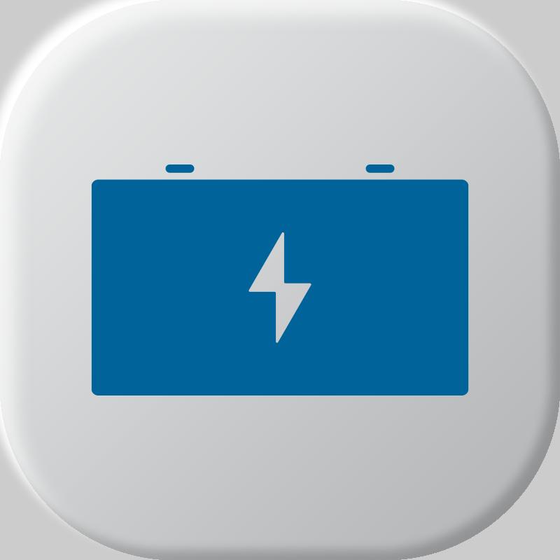 Batteries UPS