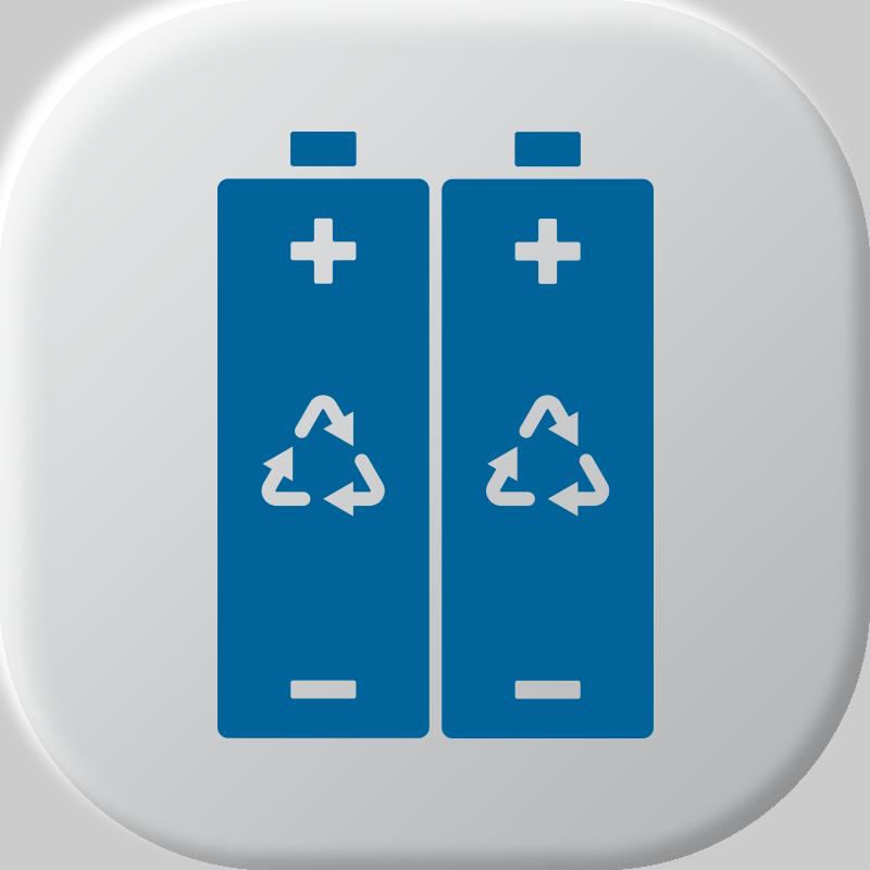 Lithium, alcalin non rechargeables